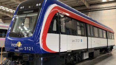Photo of Primer lote de 4 trenes nuevos será recibido en noviembre